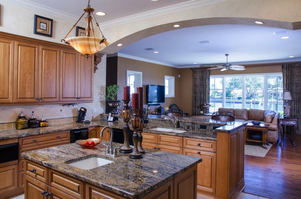 kitchen Brightwaters Blvd Home