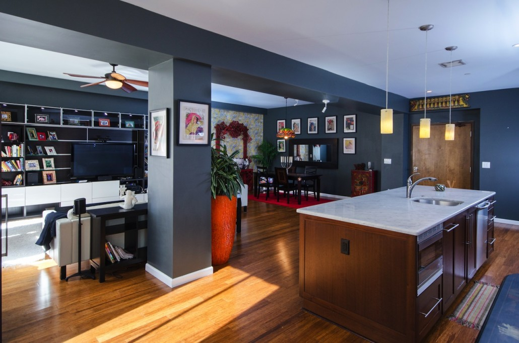 kitchen-living Snell Arcade